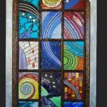 Different Windows Different Worlds Mosaic Aureleo Rosano artist