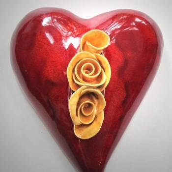Lisa Agababian - Red Heart